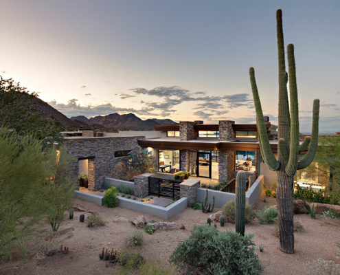 Custom Luxury Home Builder in Scottsdale